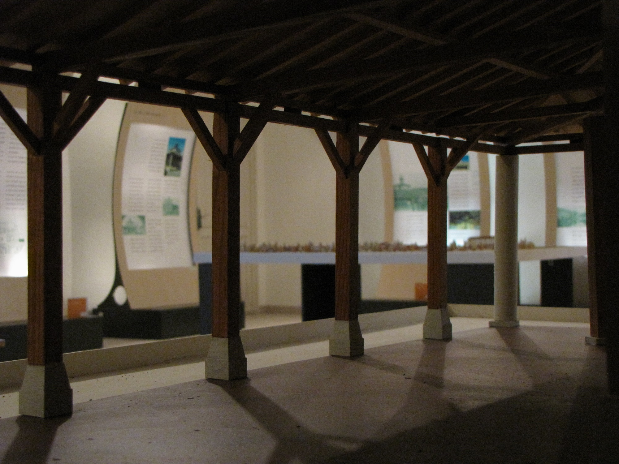 Centre interpretation bastides 7